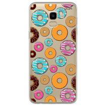 Capa para Galaxy J6 - Donuts - Mycase