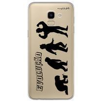 Capa para Galaxy J6 - Evolução! - Mycase