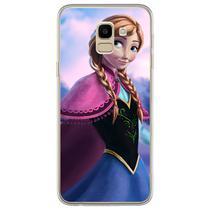 Capa para Galaxy J6 - Frozen  Anna - Mycase