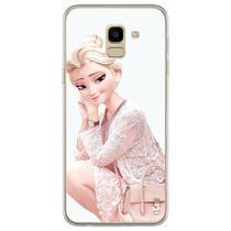 Capa para Galaxy J6 - Frozen  Elsa 3 - Mycase
