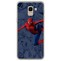 Capa para Galaxy J6 - História em Quadrinhos  Homem Aranha - Mycase