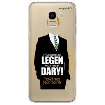 Capa para Galaxy J6 - How I Met Your Mother  Legendary - Mycase