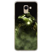 Capa para Galaxy J6 - Hulk - Mycase