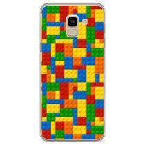Capa para Galaxy J6 - LEGO - Mycase