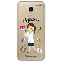 Capa para Galaxy J6 - Médica - Mycase