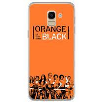 Capa para Galaxy J6 - Orange is the New Black - Mycase