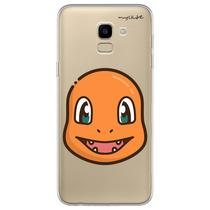 Capa para Galaxy J6 - Pokemon GO  Charmander 1 - Mycase