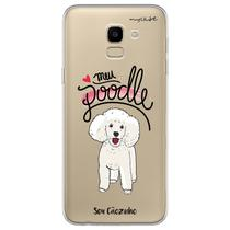 Capa para Galaxy J6 - Poodle - Mycase