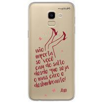Capa para Galaxy J6 - Salto - Mycase