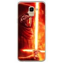 Capa para Galaxy J6 - Star Wars  Kylo Ren 4 - Mycase
