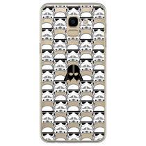Capa para Galaxy J6 - Star Wars  Trooper Helmet - Mycase
