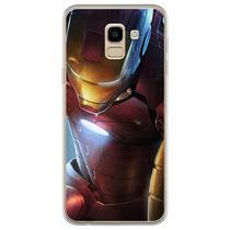 Capa para Galaxy J6 - The Avengers  Homem de Ferro 1 - Mycase
