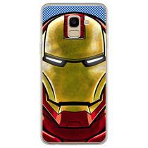 Capa para Galaxy J6 - The Avengers  Homem de Ferro 3 - Mycase