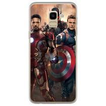 Capa para Galaxy J6 - The Avengers  Os Vingadores 3 - Mycase