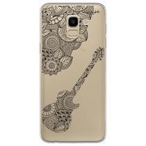Capa para Galaxy J6 - Violão mosaico - Mycase