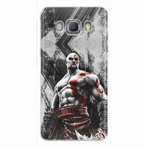 Capa para Galaxy J7 Metal God of War Kratos 02 - Quero case