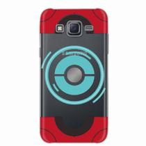Capa para Galaxy j7 Pokemon Go Pokedex - Quero case