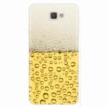 17834cb96eb + Capinha de Celular · Capa para Galaxy J7 Prime Cerveja 01 - Quero case