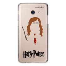 Capa para Galaxy J7 Prime - Harry Potter Hermione - Mycase