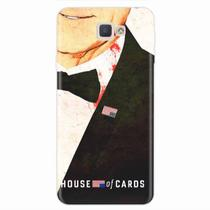 Capa para Galaxy J7 Prime House Of Cards Frank Presidente - Quero case