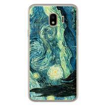 Capa para Galaxy J7 Pro - Arte  Van Gogh - A Noite Estrelada - Mycase