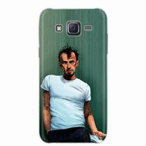 Capa para Galaxy j7 T-Bag Prison Break - Quero case