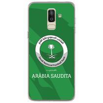 Capa para Galaxy J8 - Seleção  Arábia Saudita - Mycase