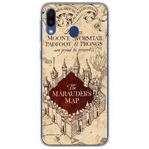 Capa para Galaxy M20 - Harry Potter  Mapa do Maroto 1 - Mycase