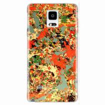 Capa para Galaxy Note 4 Abstract Painting 02 - Quero case