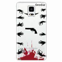 Capa para Galaxy Note 4 The Walking Dead TWD - Quero case