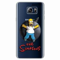 Capa para Galaxy Note 5 Homer Simpsons 05 - Quero case