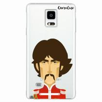 Capa para Galaxy Note Edge The Beatles George Harrison - Quero case