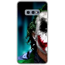 Capa para Galaxy S10 Plus - Batman  Joker - Mycase