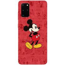 Capa para  Galaxy S20 Plus - História em Quadrinhos  Mickey - Mycase