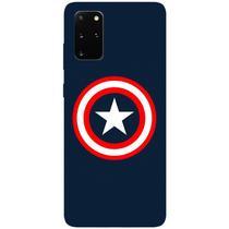 Capa para  Galaxy S20 Plus - The Avengers  Escudo Capitão América 2 - Mycase
