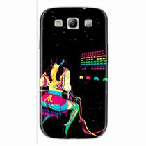 Capa para Galaxy S3 Atari Space Invaders - Quero case