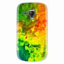 Capa para Galaxy S3 Mini Abstract Painting 01 - Quero case