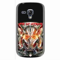 Capa para Galaxy S3 Mini Age of Ultron - Quero case