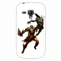 Capa para Galaxy S3 Mini God of War Kratos 04 - Quero case