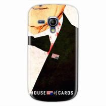 Capa para Galaxy S3 Mini House Of Cards Frank Presidente - Quero case