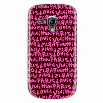 Capa para Galaxy S3 Mini Louis Vuitton 01 - Quero case