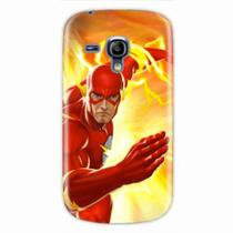 Capa para Galaxy S3 Mini The Flash 01 - Quero case