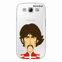 Capa para Galaxy S3 The Beatles George Harrison - Quero case
