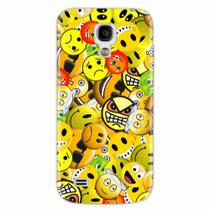 Capa para Galaxy S4 Mini Emoticon 02 - Quero case