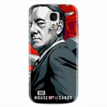 Capa para Galaxy S4 Mini House Of Cards Frank Underwood - Quero case