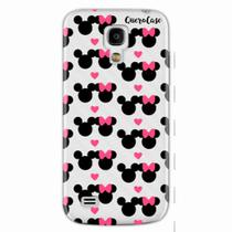 Capa para Galaxy S4 Mini Mickey e Minnie 05 - Quero case