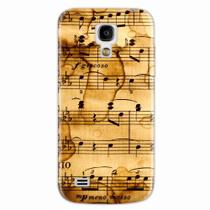 Capa para Galaxy S4 Mini Partitura Musical 01 - Quero case