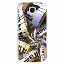 Capa para Galaxy S4 Mini Piano Art 01 - Quero case