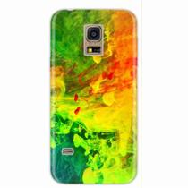 Capa para Galaxy S5 Abstract Painting 01 - Quero case