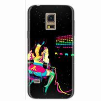 Capa para Galaxy S5 Atari Space Invaders - Quero case